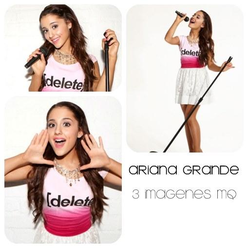 Ariana Grande PhotoPack-003 by Luzcarla11