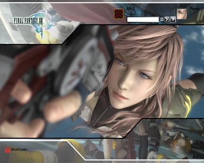 Final Fantasy XIII by AR-3