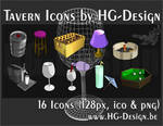 Tavern Icons