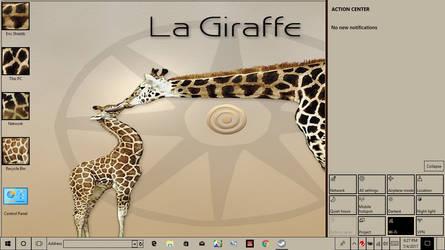 La Giraffe Backport by masstransitkrow