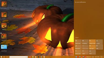 [Split Submission][Aero] Pumpkin Glow by masstransitkrow