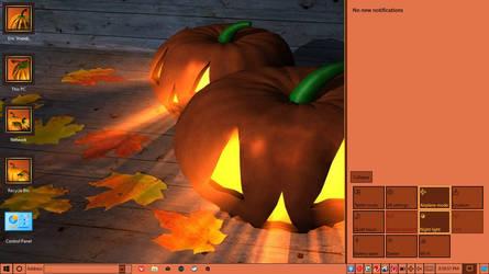 [Split Submission][HiC] Pumpkin Glow by masstransitkrow