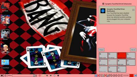 Throwback Thursday Toons - Harley Quinn by masstransitkrow