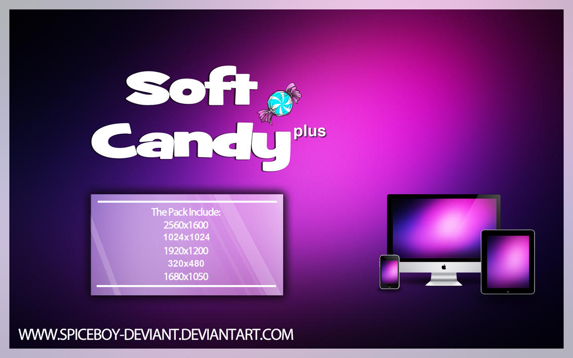Soft Candy + by SpiceBoy-Deviant