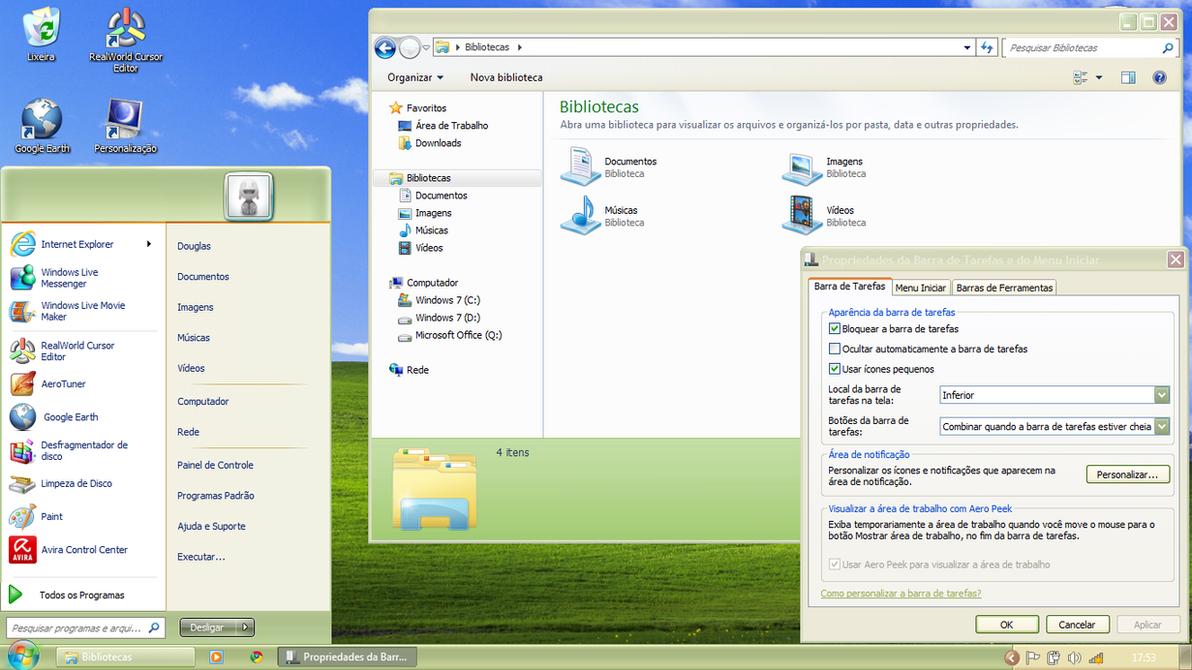 Verde Oliva XP by Windowsice