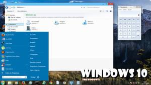 Windows 10 for Windows 7 THEME - Windows ICE