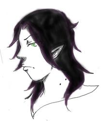 The grudging vampire by AnkoandOrochimaru