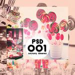 PSD 001 One Love