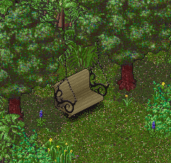 Animated Porch Swing Patch by AnScathMarcach