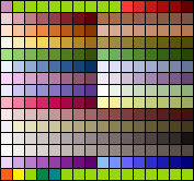 Furcadia Palettes for Gimp (And Now Photoshop!)