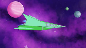 Galacticats Ship 2 (Animation)