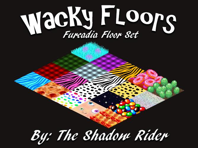 Wacky Floors by AnScathMarcach