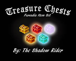 Treasure Chest Patch - Furcadia