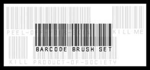 barcode brush set