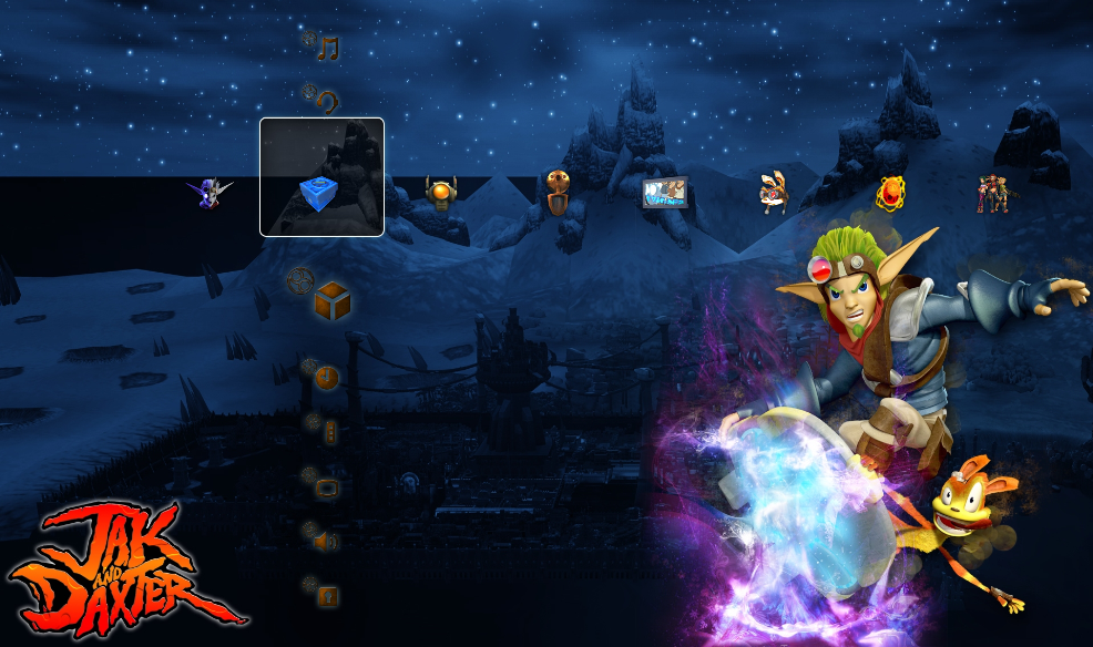 Jak And Daxter PS3 Theme v2 by JaKhris on DeviantArt
