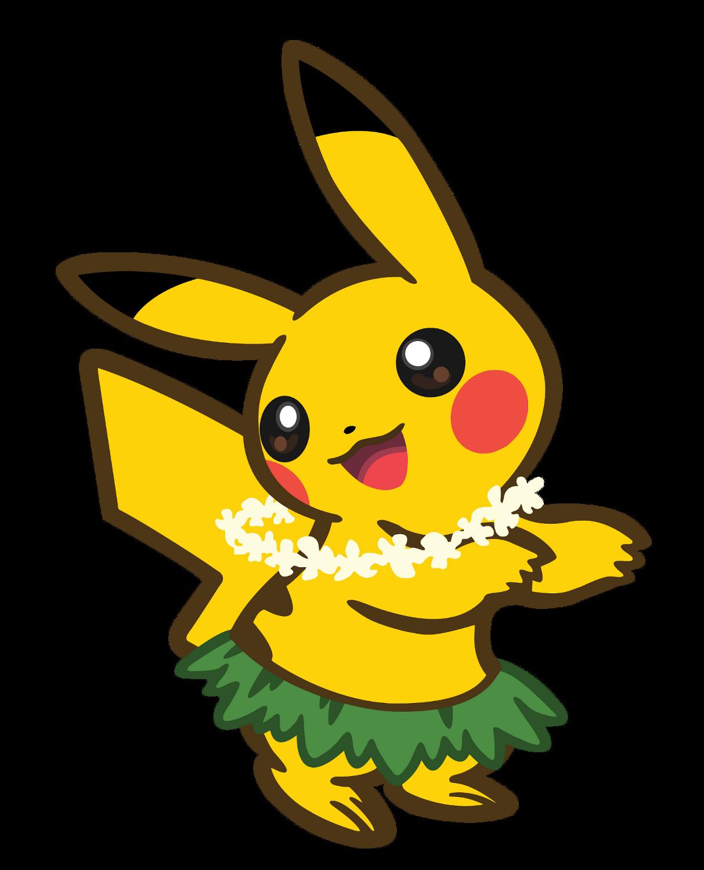 Pikachu sprite gif