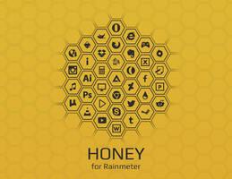 Honey [Rainmeter] by Ivaran