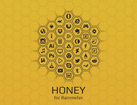 Honey [Rainmeter]