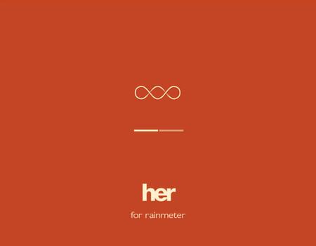 Her [Rainmeter]