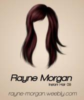 RM - Instant Hair 09 by RayneMorgan