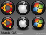 Black OS - icon