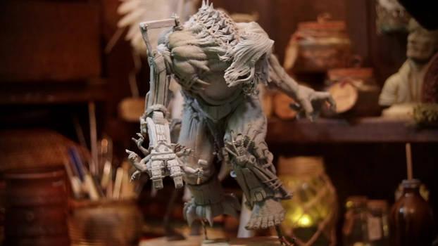 Cnot Original Monster / Unpainted