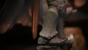 Unpainted Ravenguard Paladin / Ravendawn Online