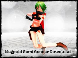 Gunner GUMI Download by megpoid625