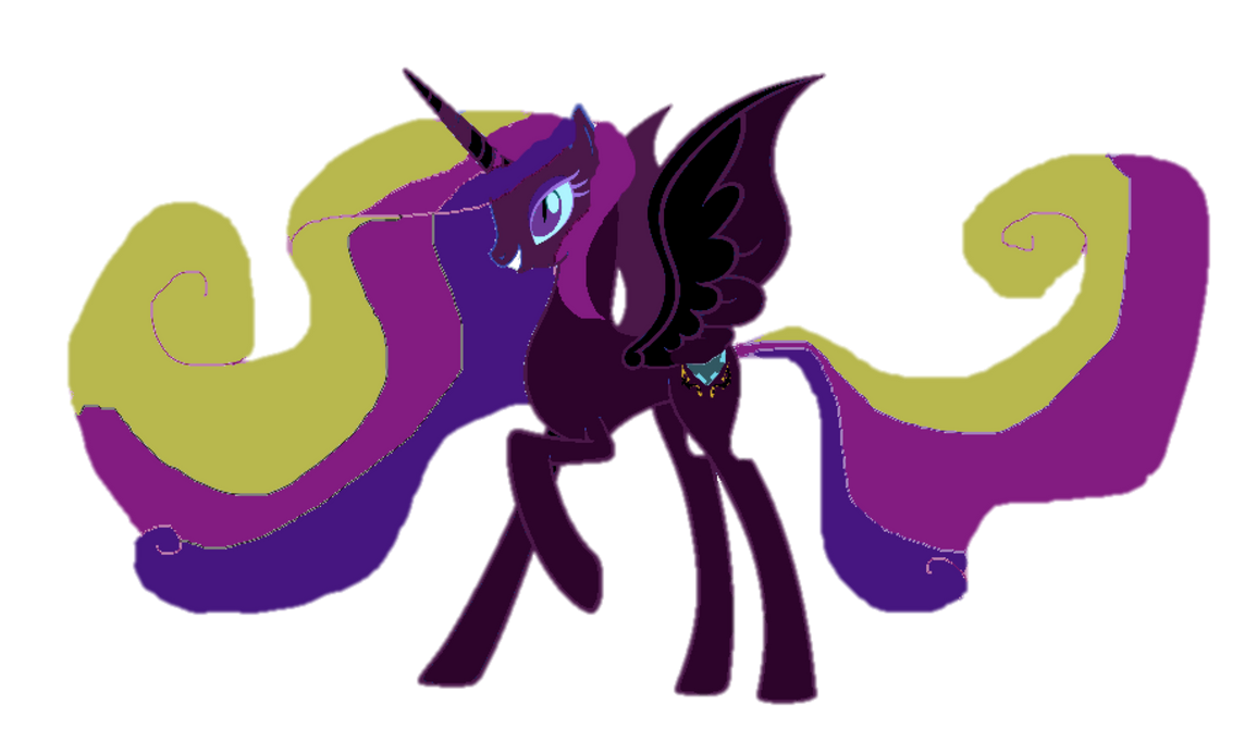 Evil Princess Cadence by That-scwisshy-thing on DeviantArt