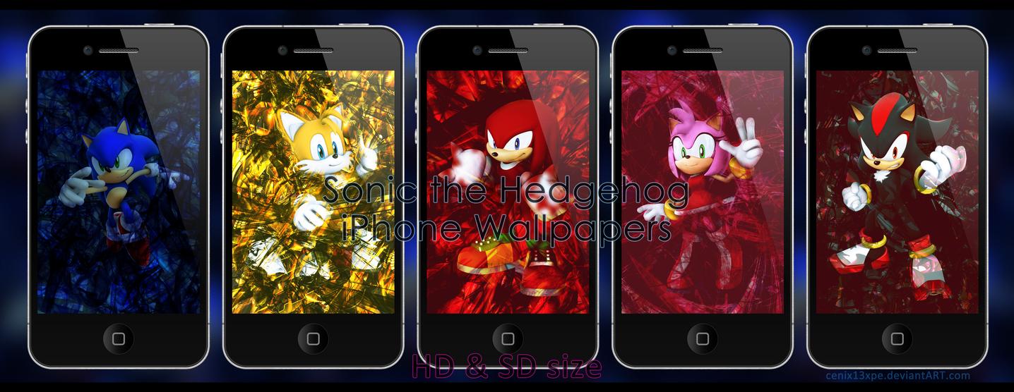 Sonic IPhone Wallpapers By DerNosada