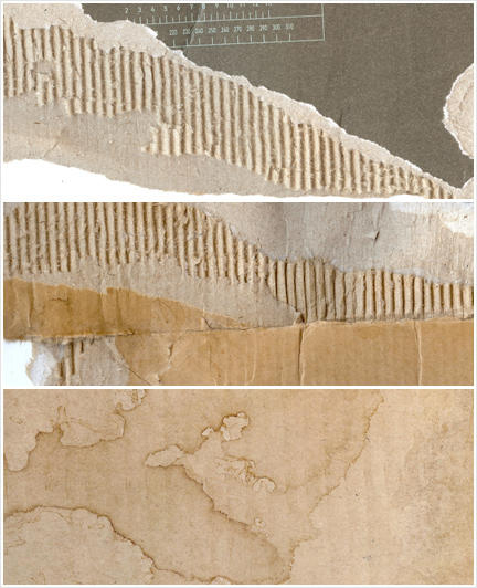5 956x795 Cardboard Textures by pandoraicons