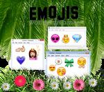 +New Emojis