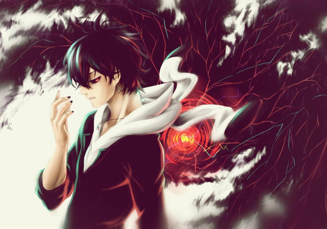 Please Don't Leave Me   Ayato Kirishima X Reader   by