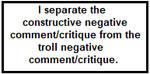 Negative Critique Separation Stamp by szemi