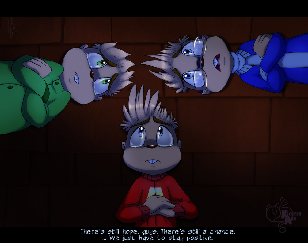 Aatc There S Still Hope Story By Kicsterash On Deviantart