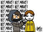 Toby and Masky GIF