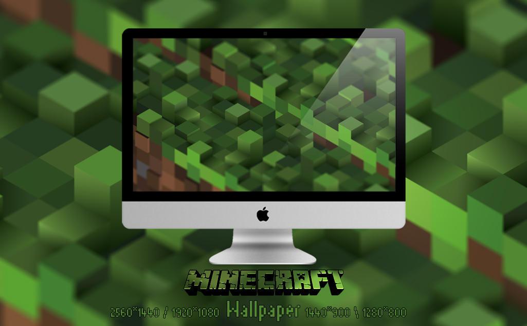 MineWall - Minecraft Wallpaper by Ziwax