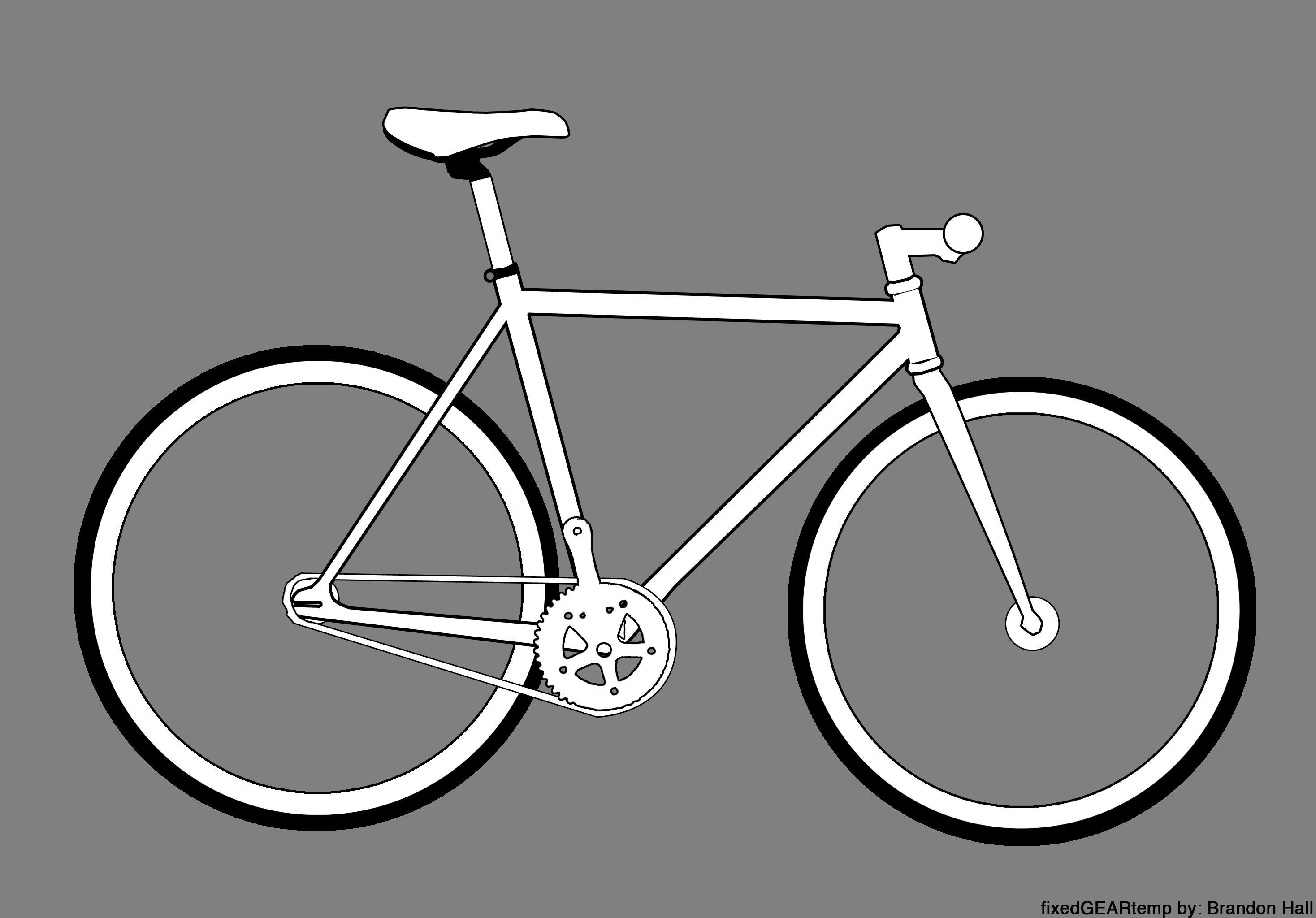 fixed gear template pdf by my tytanium heart on deviantart