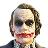 Joker (Nolanverse) icon by die-waffen-legt-an