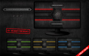 ASUS ROG Classified - By BeautyDesignz by BeautyDesignz