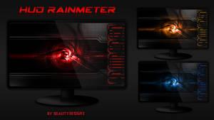 HUD Rainmeter