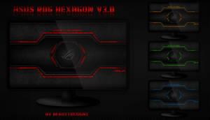 Asus ROG HEXAGON V3.0 - By BeautyDesignz