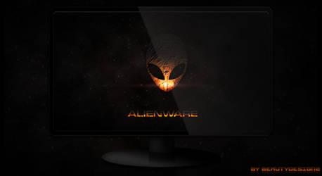 AlienWare WallPaper - By BeautyDesignz