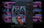 Steam Artwork Design - Glitchpunk