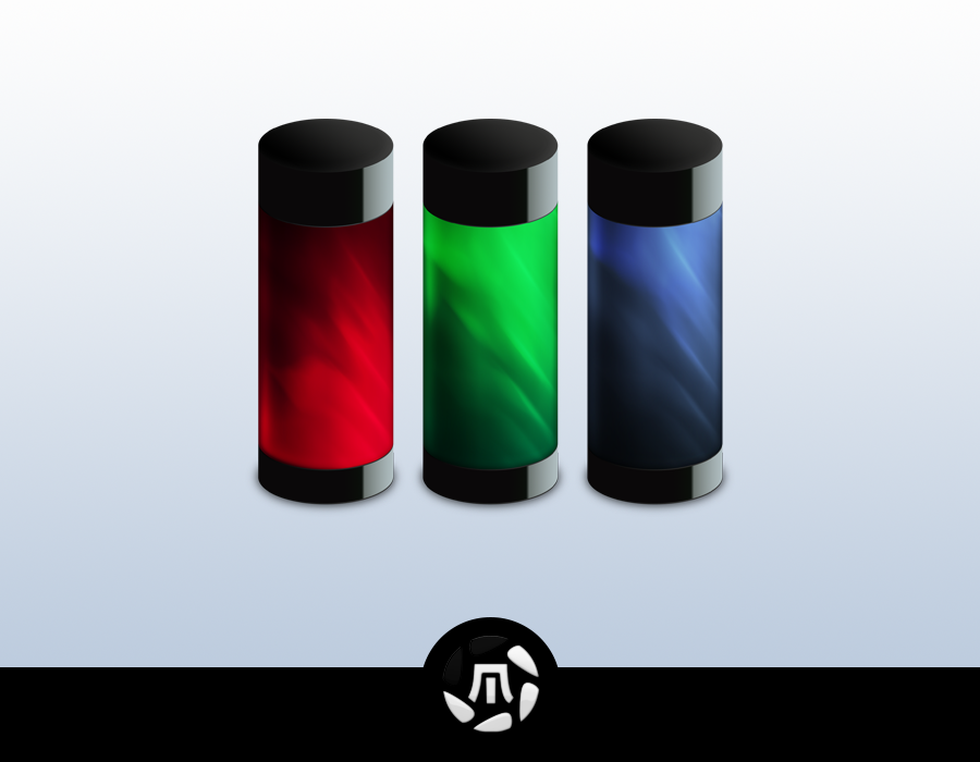 Icons - Battery pack V2 by Mirhage