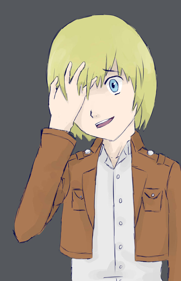 Deep Breath- Yandere!Armin X Reader Part I by CasualSquirrel