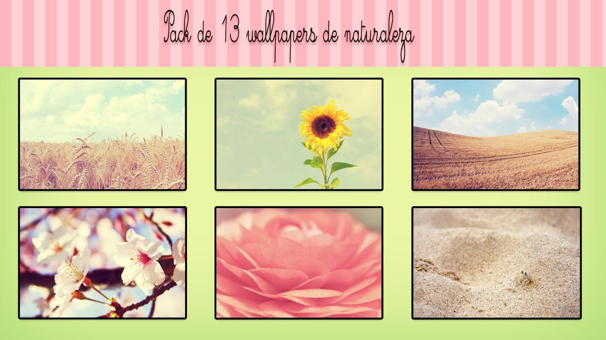 Wallpapers naturaleza by Rebecutis