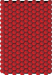 Red Grid by decari