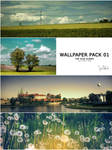 Wide Screen Wallpaper Pack 01