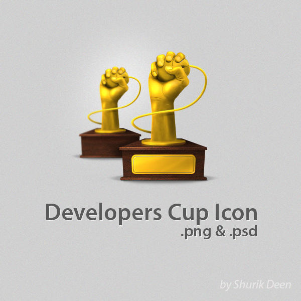 Developers Cup Icon Final by Shurik-deen